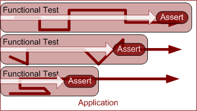 Targeted functional testing