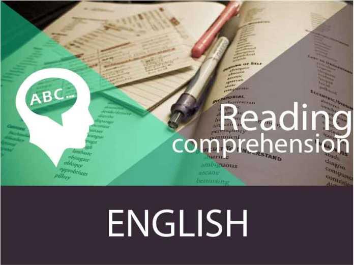 reading comprehention