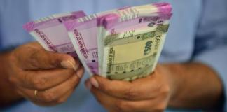 Dearness allowance from November 2019 to January 2020