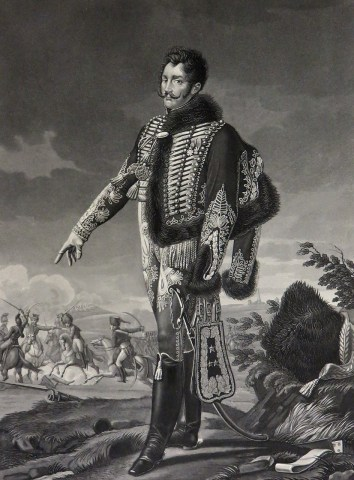 Le général de division Lasalle