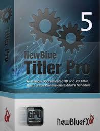NewBlueFX Titler Pro 7 Ultimate 7.7.210515 Crack + Full Key