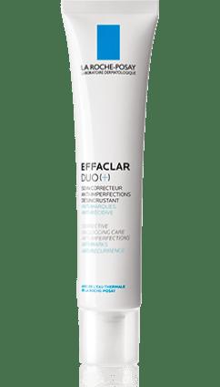 Effaclar Duo (+) كريم جيل يستخدم في  علاج حب الشباب للبشرة الدهنية الحساسة