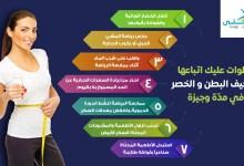 صورة 6 خطوات عليك اتباعها لـ تنحيف البطن و الخصر في مدّة وجيزة