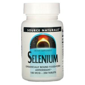 سيلينيوم من سورس ناتشورالز