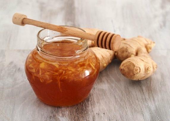 الزنجبيل مع العسل علاج ضعف الانتصاب بالاعشاب والعسل