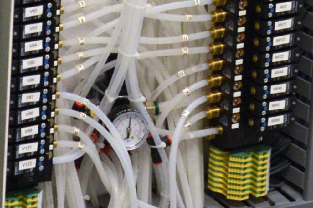 Control System Upgrade