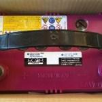マツダCX-5 i-stopランプ点滅!バッテリー交換をしてランプ消去する方法