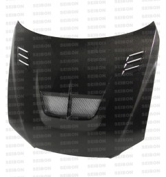 ts style carbon fiber hood for 2001 2005 lexus is 300 [ 1000 x 1000 Pixel ]
