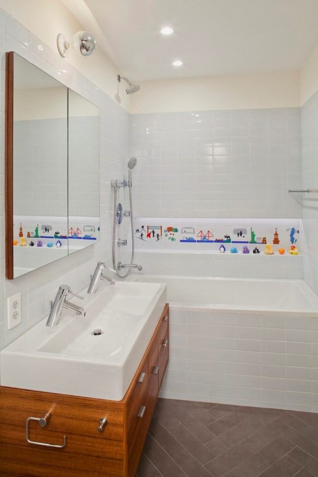 Kids Bathroom Design Options That Will Make Your Life Easier Sei Construction Inc
