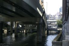 Autobahnabfahrt Nihonbashi