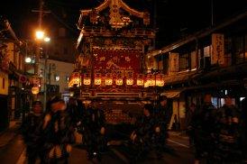 Takayama Matsuri - Nacht