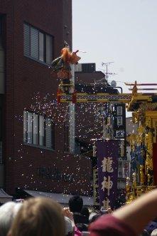 Takayama Matsuri - Puppenspiel