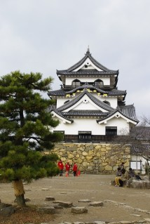 Hikone-jo Entrance