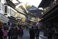 Straße zum Naritasan