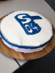Weltbester Geburtstags-Kuchen. Danke Sandra!