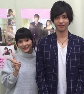 芳根京子と志尊淳