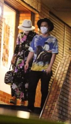 尾上松也と瀧本美織