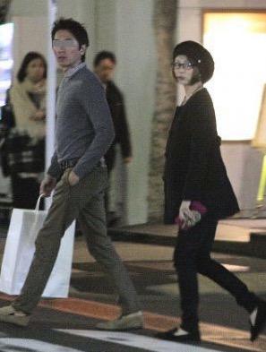 米倉涼子と旦那