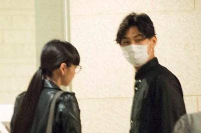 松田翔太と秋元梢
