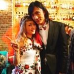 神田沙也加と村田充の結婚披露パーティー