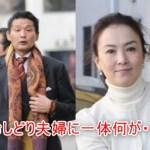 元貴乃花親方(花田光司)と元嫁・河野景子の離婚原因・理由は息子が関係?