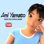Ami Yamatoの中の人(声優)の正体は日本人?元祖VTuber【あみやまと】