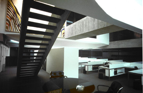 Harry Seidler Offices and Apartments  Milsons Point