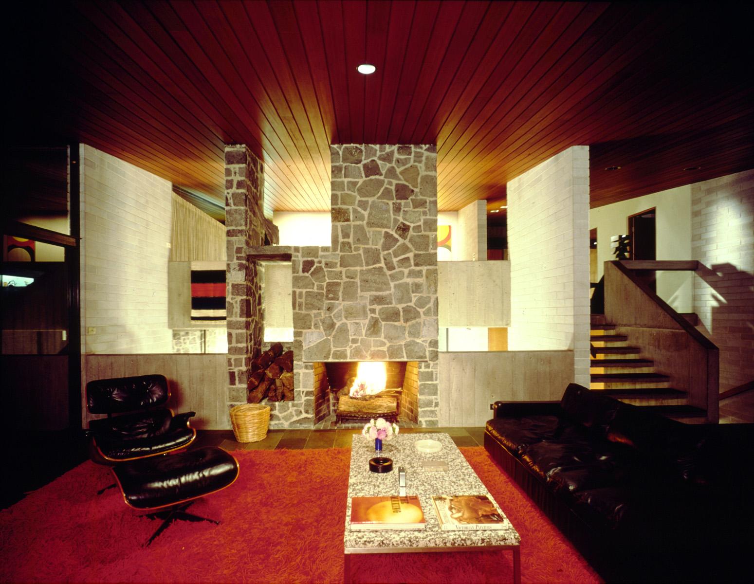 Harry Seidler  Associates Harry  Penelope Seidler House