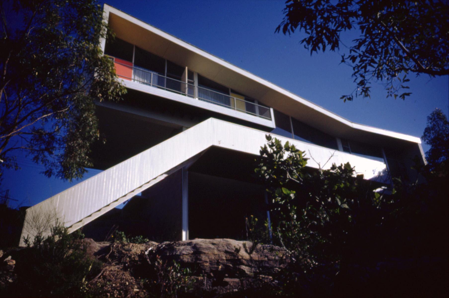 Harry Seidler  Associates Meller House