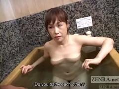 丁寧にチンポを洗う五十路おばさんのjukujyo動画