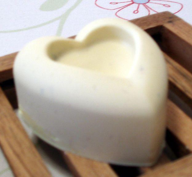 Buttermilch-Zitronenseife