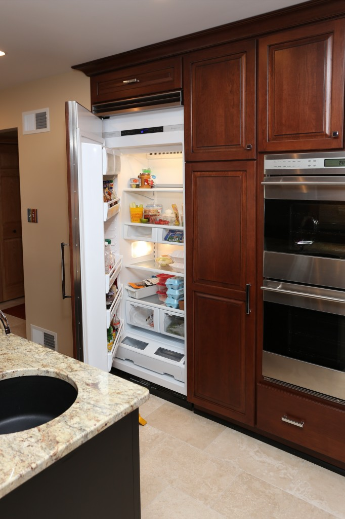 "kitchen pull out drawers faucet hose 6 cabinet features that will create a ""wow ..."