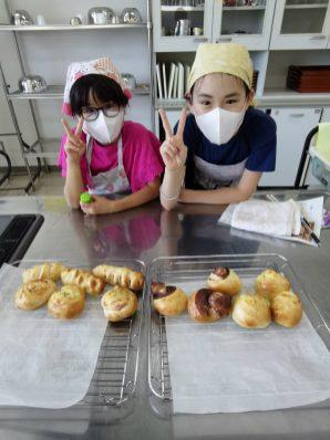 4種のパン