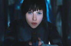 スカーレット・ヨハンソン,ゴースト・イン・ザ・シェル,SF映画