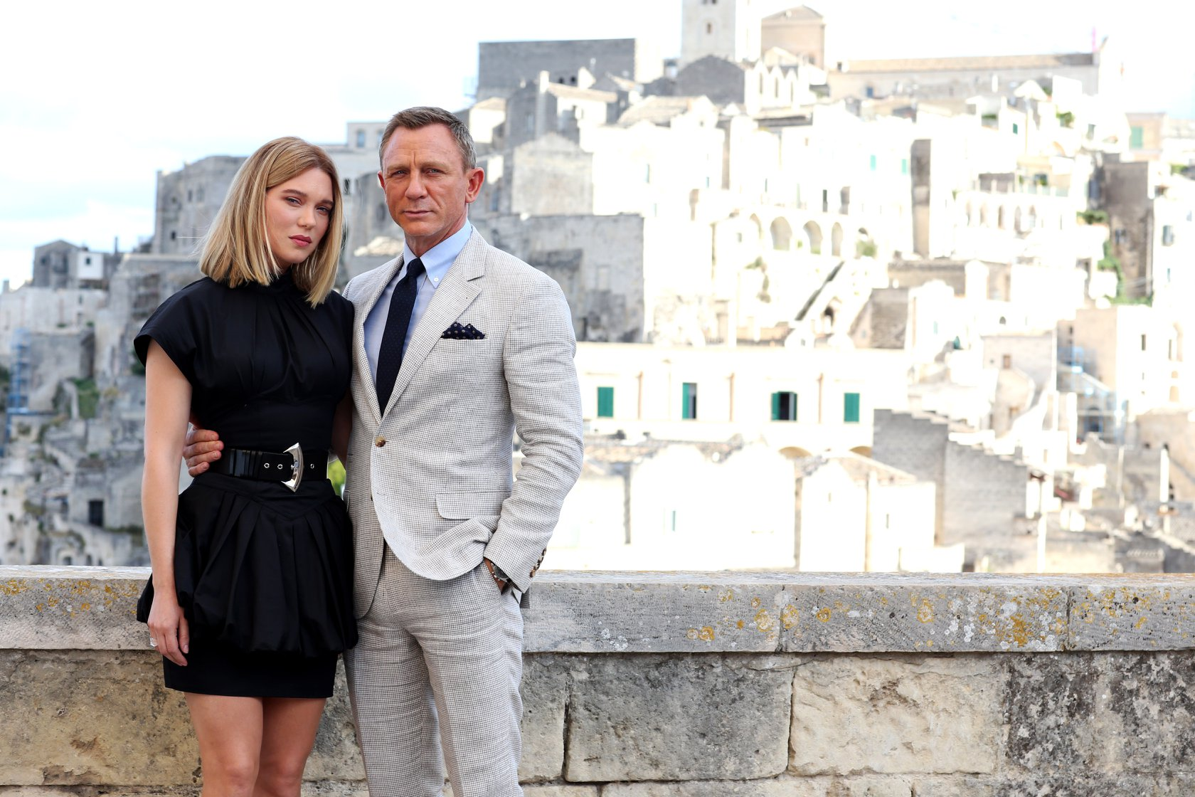 007,レア・セドゥ,ダニエル・クレイグ