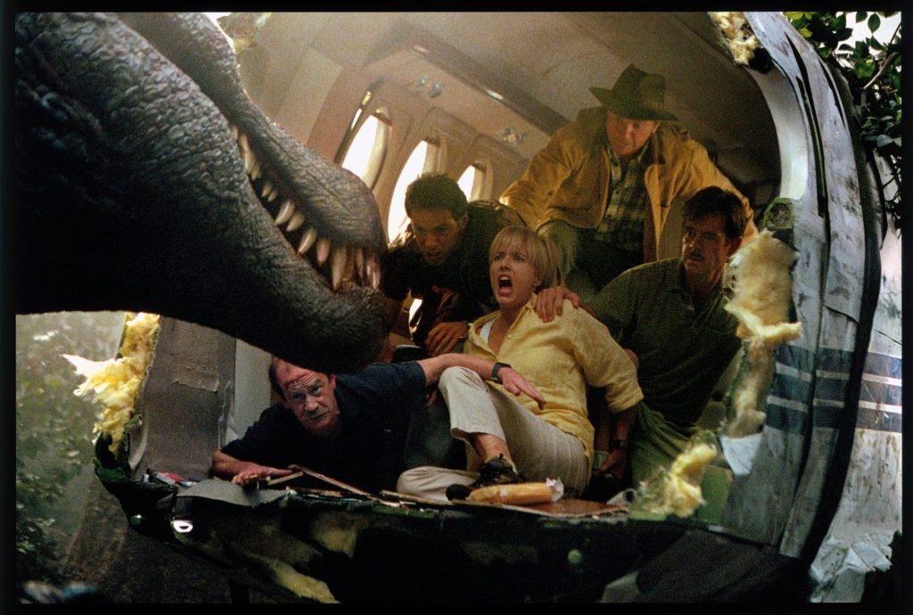 ジュラシック・ワールド,ドミニオン,恐竜パニック