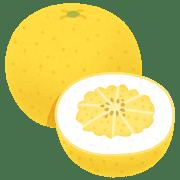 グレープフルーツの皮を簡単にむく方法