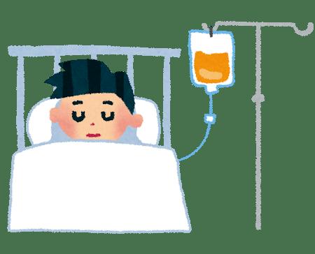 家族が入院する時に用意する物品リスト
