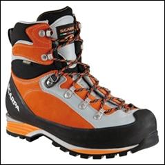 登山靴ハイカット11
