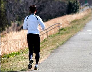 11ジョギング