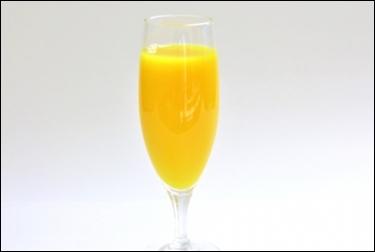 オレンジジュース飲み物ランニング11