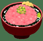 12ネギトロ丼