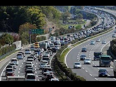 ウィーク 渋滞 シルバー