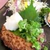 和風ハンバーグのあっさり味としっかり味、変わった味付けのハンバーグを紹介します