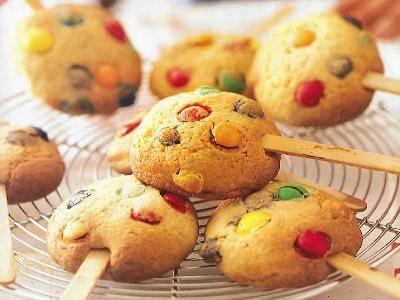 キャンデーチョコクッキー