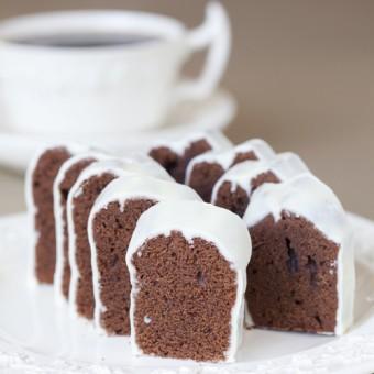 1:5チョコレートケーキ