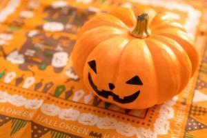 ハロウインのかぼちゃ