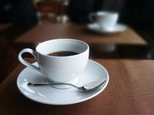休憩の一杯のコーヒーが何よりウレシイ