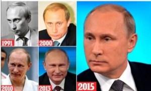 プーチン大統領_影武者_画像