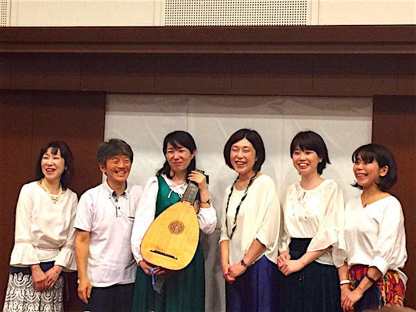永田斉子と5Thanks「ロバのおうじ」渋谷